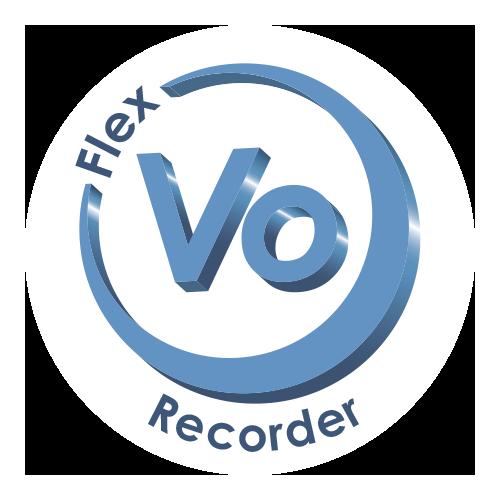 Logo Vo Flex Recorder